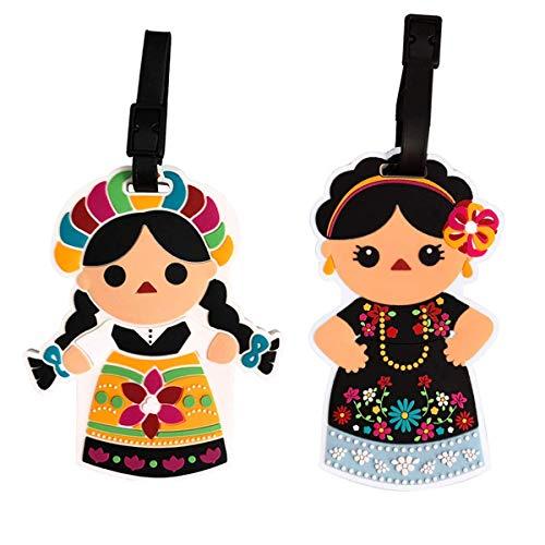 Etiqueta Para Maleta  marca BY MEXICO