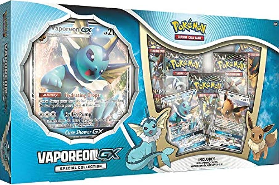 Pokemon TCG: Vaporeon-GX Special Collection