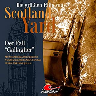"Der Fall ""Gallagher"" Titelbild"