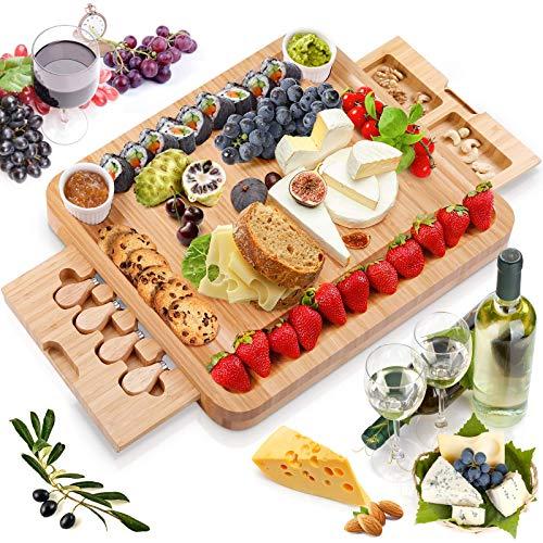 (20% OFF) Bamboo Cheese Board $31.99 – Coupon Code