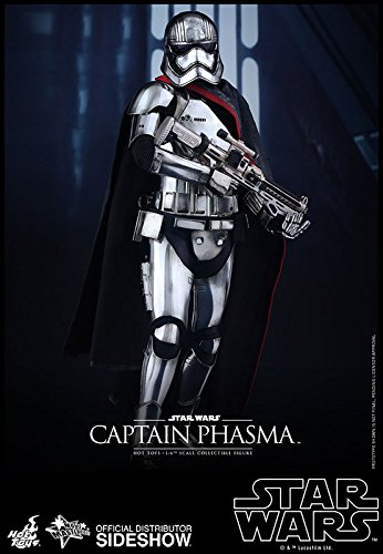 Star Wars Episode VII The Force Awakens Captain Phasma /6 Scale Figure - Hot Toys 1