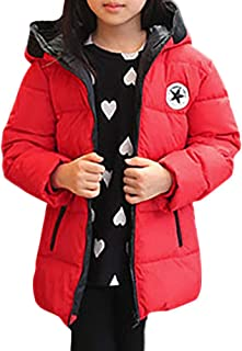TOOPOOT Newborn Coat,Baby Infant Girls Autumn Winter Hooded Coat Cloak Jacket Thick Warm Clothes