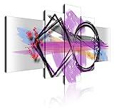 DekoArte 299 - Cuadros Modernos Impresión de Imagen Artística Digitalizada | Lienzo...
