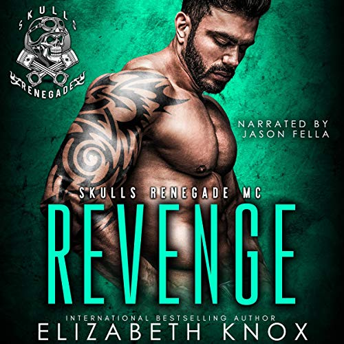 Revenge  By  cover art