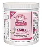 napfcheck Novomineral Adult sensibel - Haferflocken und Leinsamen - für Hunde - 500 g