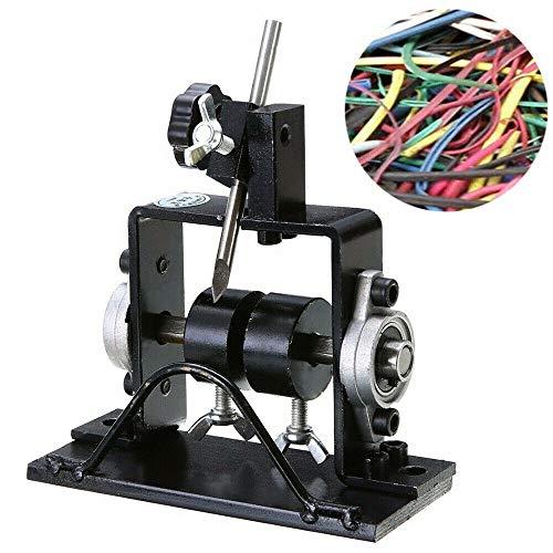 YIYIBY Tragbare Abisoliermaschine Abisolierzange Schälmaschine Durchmesser Homeheld Manuelle Schrott Kabel Separator Tool 1-20mm Schwarz