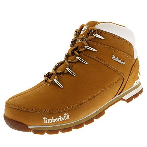 Timberland Herren Euro Sprint Hiker Chukka Boots, Gelb (Wheat Yellow), 40 EU