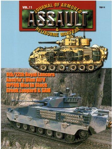 Price comparison product image Concord Publications Assault Journal 11 - 9th / 12th Royal Lancers,  Ulan: Austria's Multi Role AIFV