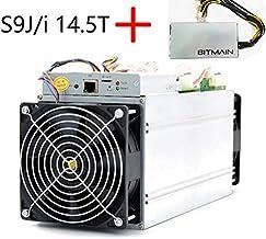 Antminer S9j 14.5T 16nm BTC Bitcoin Miner SHA256 BTC Miner Machine Include APW7 1800W PSU