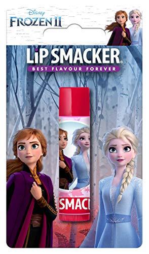 Frozen II Lip Smacker Anna&Elsa – Lippenpflegestift mit Stronger Strawberry Geschmack