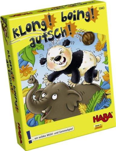 HABA 5943 - Klong, Boing, Autsch, Sammelspiel
