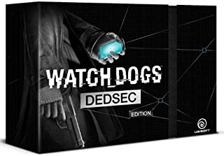 UBISOFT WATCH DOGS DEDSEC EDITION PER PS4 VERSIONE ITALIANA