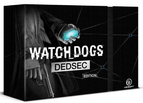 UBISOFT WATCH DOGS DEDSEC EDITION PER PS4 VERSIONE ITALIANA