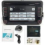 Soda, OEM-Autoradio, Stereo, RCD510, CD-Player, USB, AUX, SD-Karte mit Code für VW Golf Passat Touran Caddy Polo