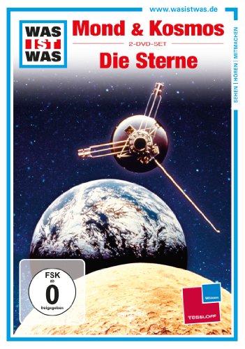 Was ist was TV - Mond und Kosmos/Die Sterne (2 DVDs)