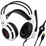 KLIM™ Puma - Micro Casque Gamer - Son 7.1 -...