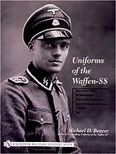 By Michael D. Beaver Uniforms of the Waffen-SS, Vol. 1: Black Service Uniform, LAH Guard Uniform, SS Earth-Grey Service U (20976) [Hardcover]