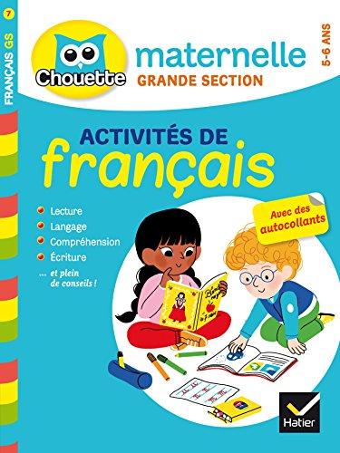 Français Grande Section (5/6 ans)
