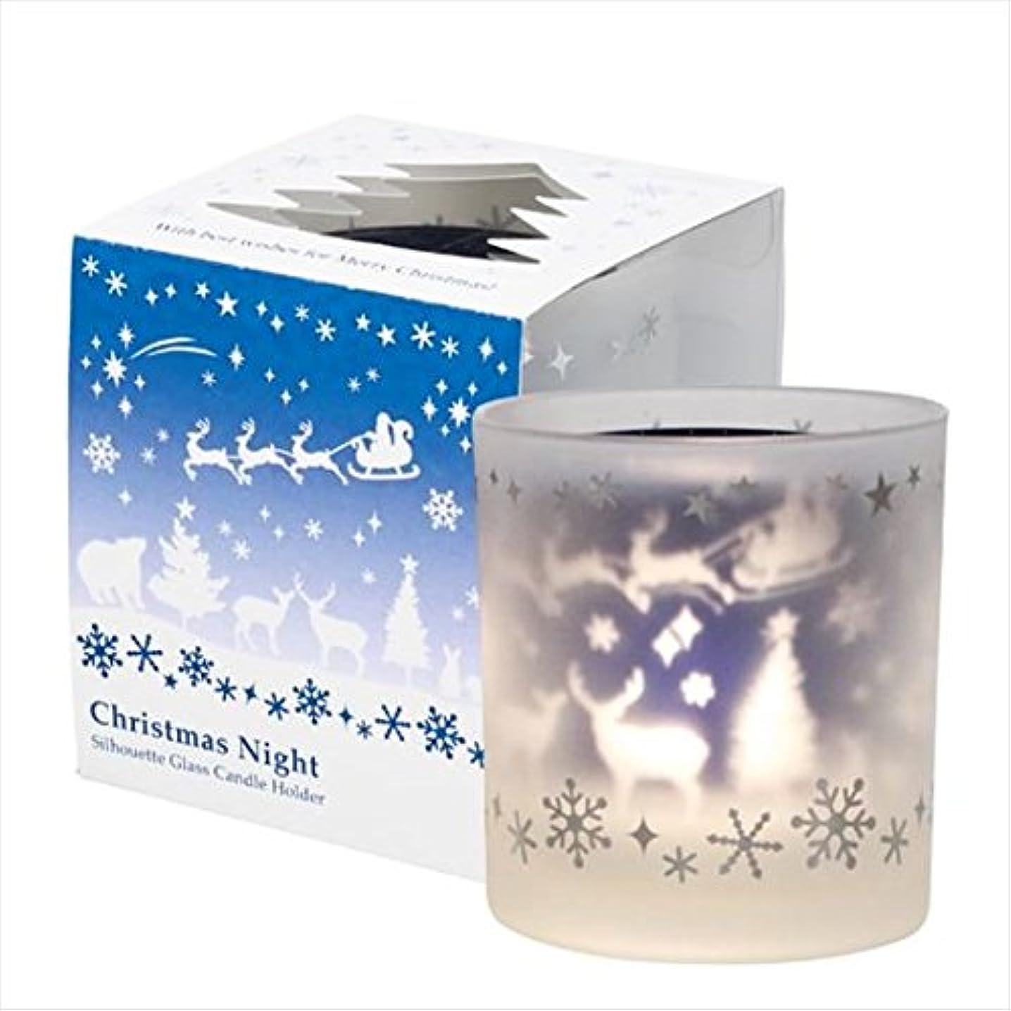 頑丈ご覧ください高潔なkameyama candle(カメヤマキャンドル) クリスマスナイト(J1710020)