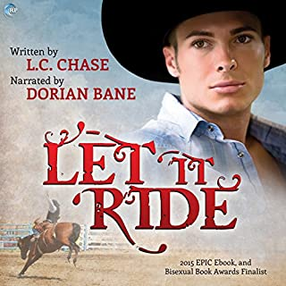 Let It Ride audiobook cover art