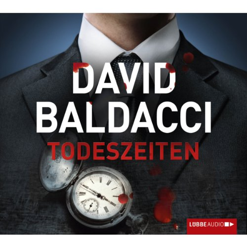 Todeszeiten audiobook cover art