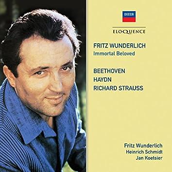Fritz Wunderlich – Immortal Beloved