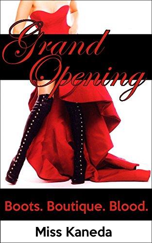 Grand Opening (Tales of Ranavalona) (English Edition)