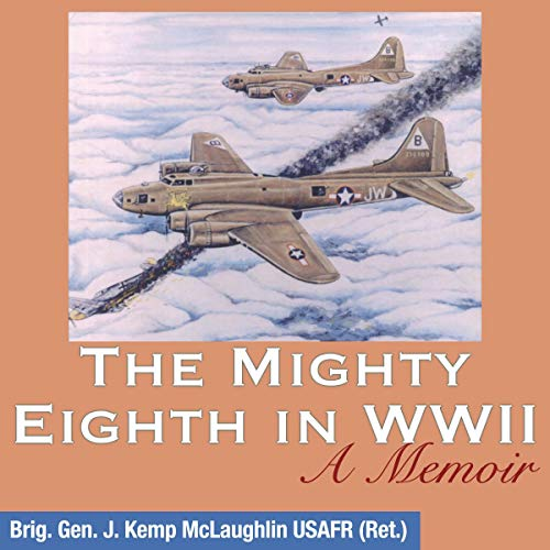 『The Mighty Eighth in WWII』のカバーアート
