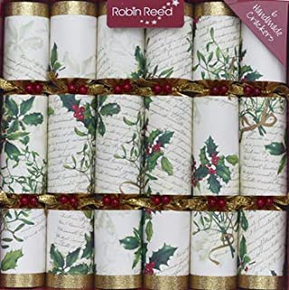 Robin Reed 6 x 12 inch O Little Star Christmas Crackers Cat F1