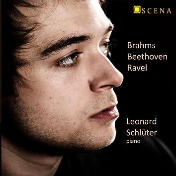 Beethoven, Brahms, Ravel