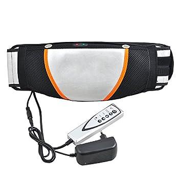 Carejoy Electric Slimming Massage Belt Waist Loss Weight Heating Vibrating Shape Fitness Relaxation Massager