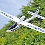 HBBOOI RC Planeur Avion téléguidés à Distance 2.4GHz Avion contrôle aérien avec 6 Axes Gyro stabilisateur for Les débutants