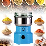 Multifunction Smash Pulverizer Grinding Machine Household Electric Grain Grinder Mill Spice Herbs Stainless...