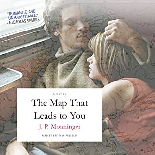 The Map That Leads to You audiobook cover art