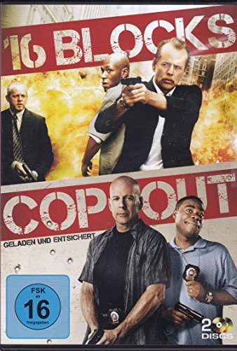 16 Blocks & Cop Out (Bruce Willis Doppelpack) (2 DVDs)
