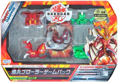 Wings of Bakugan Bakugan GP-005 roller block game pack evolution (japan import)