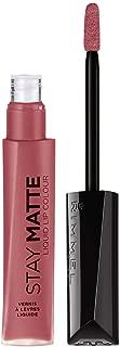 Rimmel Stay Matte Lip Liquid, Pink Blink, 0.21 Fluid Ounce