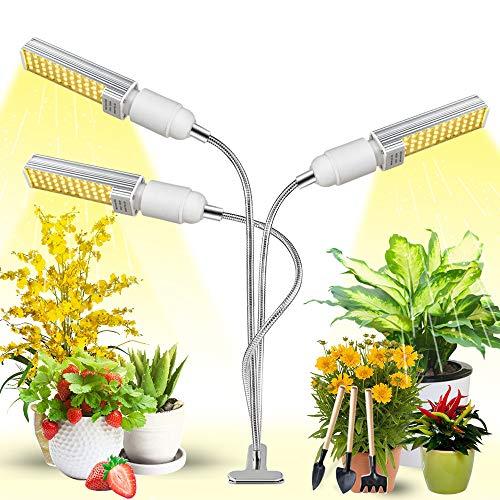 Garpsen Lampade per Piante Indoor, Upgrade LED...