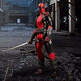 Geyang Deadpool X-Men Super Hero One: 12 Juguetes De Figuras Colectivas