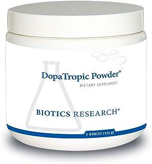 Biotics Research DopaTropic Powder Dopamine, Easy-to-Mix Powder, Neurotransmitter Health, Emotional Support, Cognitive Hea...