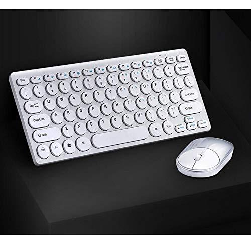 CubePlug Wireless MINI Mouse and Keyboard Boxed Set for 2011 I Mac IMac New[KM42]