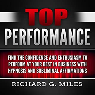 Top Performance audiobook cover art