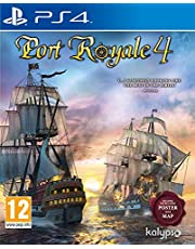 Port Royale, PS4, Black