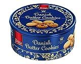 Gourmet Food Gifts! - Bisca Danish Butter Cookies, 64 oz.