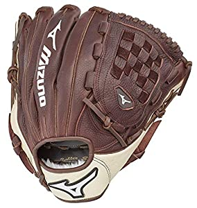 """Mizuno GFN1200B3 Franchise Series Pitcher/Outfield Baseball Gloves, 12"""", Right Hand Throw"""