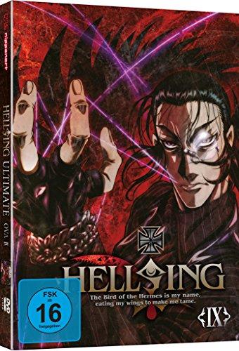 Hellsing: Ultimate - OVA - Re-Cut - Vol.9 - [DVD]