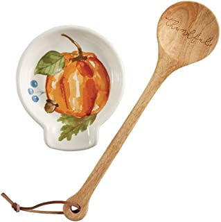 fall spoon rest