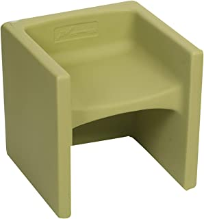 Children's Factory Chair Cube - Fern