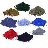 BTT-PIG RAL 7016 1kg Einfärben von Estrich Epoxidharz Betonboden Farbpulver Pigment Pigmentpulver