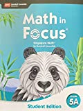Student Edition Volume A Grade 5 2020 (Math in Focus)
